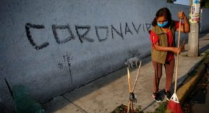 Mexico's March unemployment rate skewed by restrictions on coronavirus