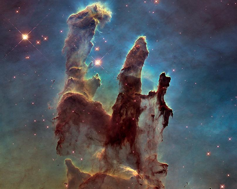 Hubble turns 30: Take a look back at some of the space telescope's best images,The Hubble Space Telescope turned 30 on Friday; in order to check the event