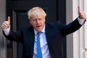 Boris Johnson Returns To Work After Surviving Coronavirus