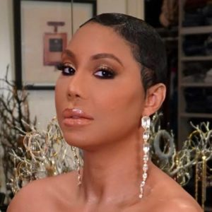 Tamar Braxton Reveals Her Go-To-Sleep X-rated look