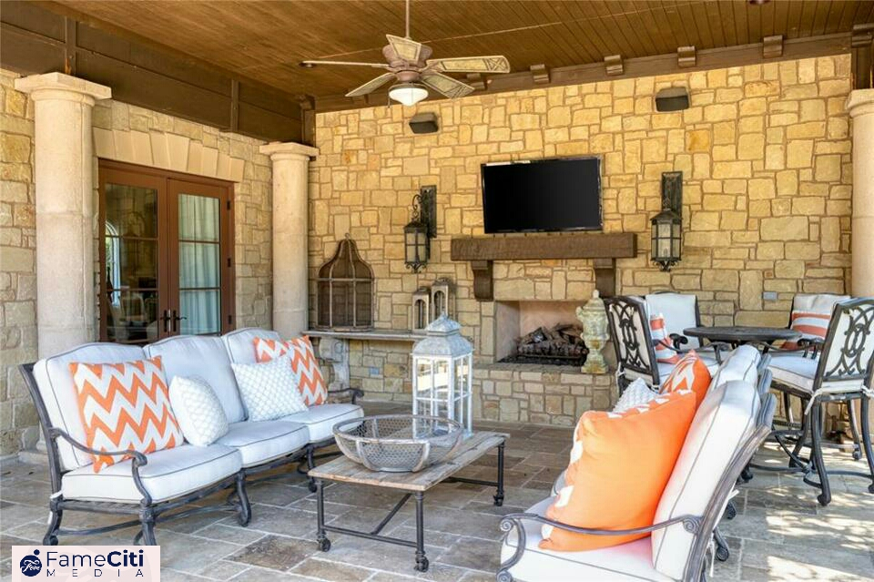 NFL Player Jason Witten Lists Texas Home After Leaving Dallas Cowboys