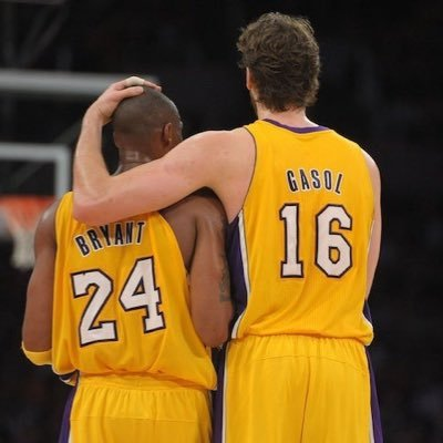 Pau Gasol Sends Birthday Cake To Bryant Family For Gigi's