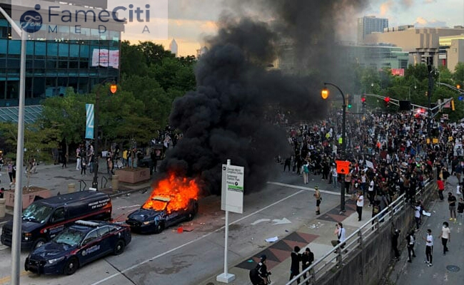 Protests Spread Across US After Minneapolis Killing