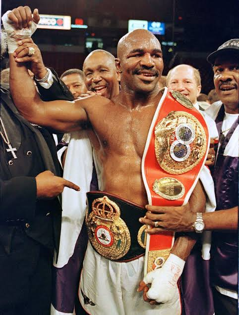 Evander Holyfield Set To Come Out Of Retirement At 57