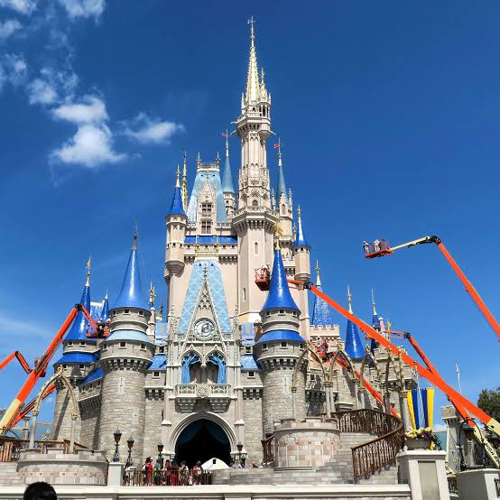 Disney World Invader Arrested By Security Agents