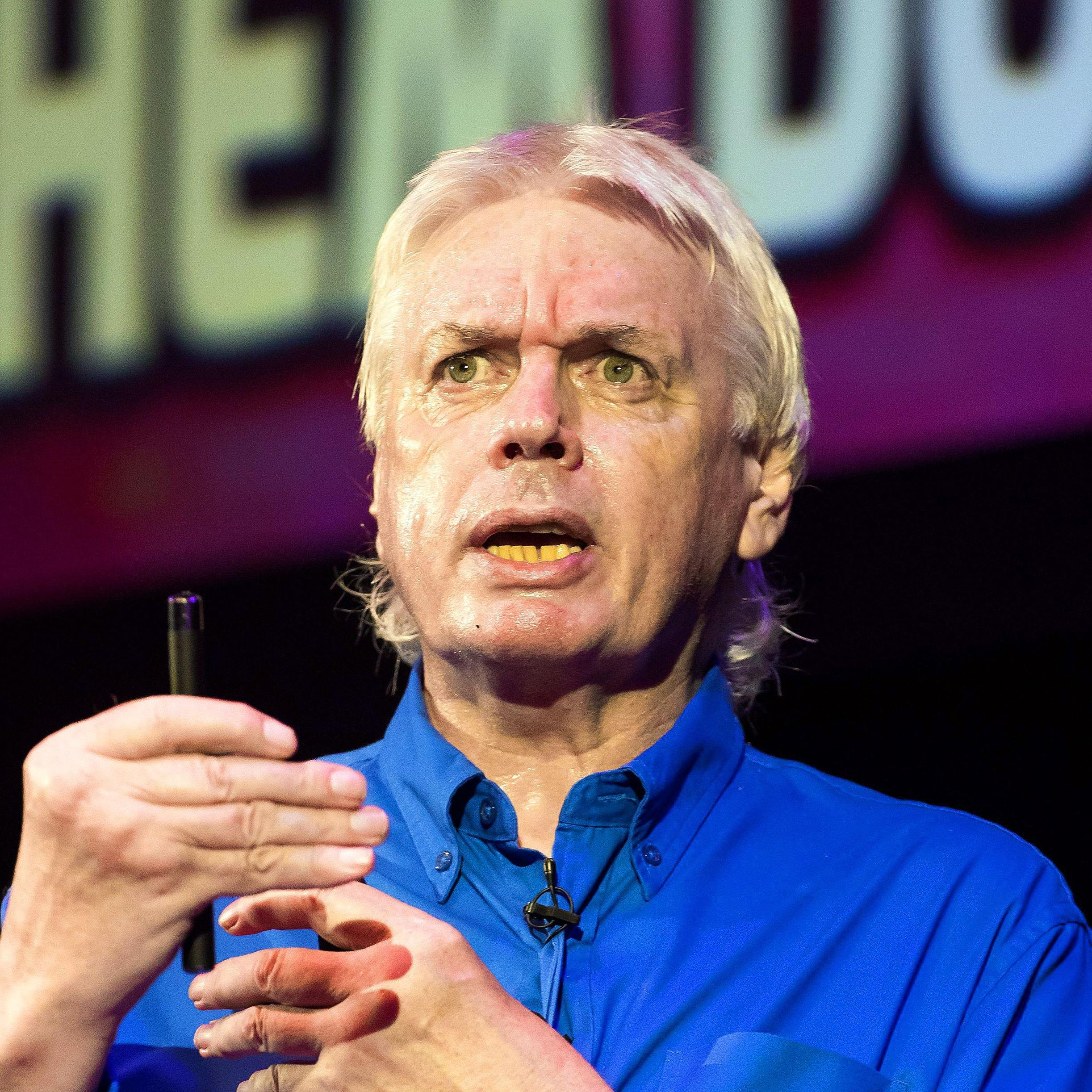 Coronavirus: David Icke official Facebook page removed