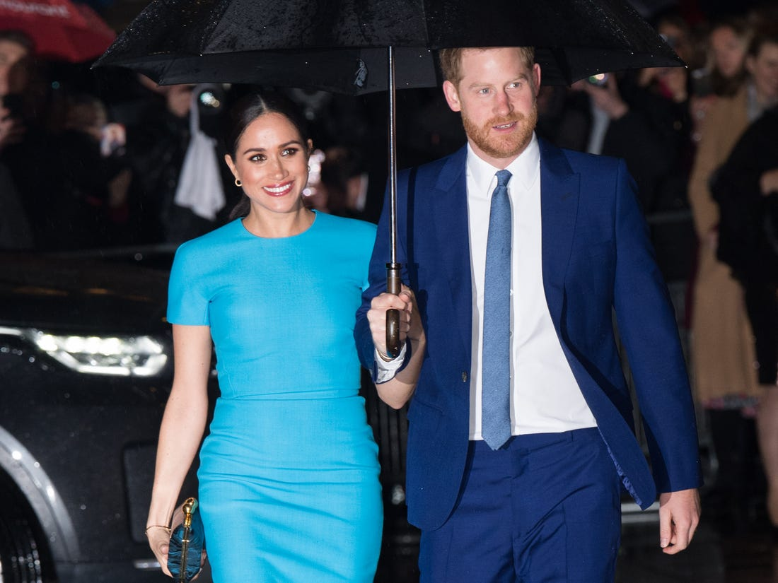 Meghan and Harry have announced their plans for Archie's first birthday