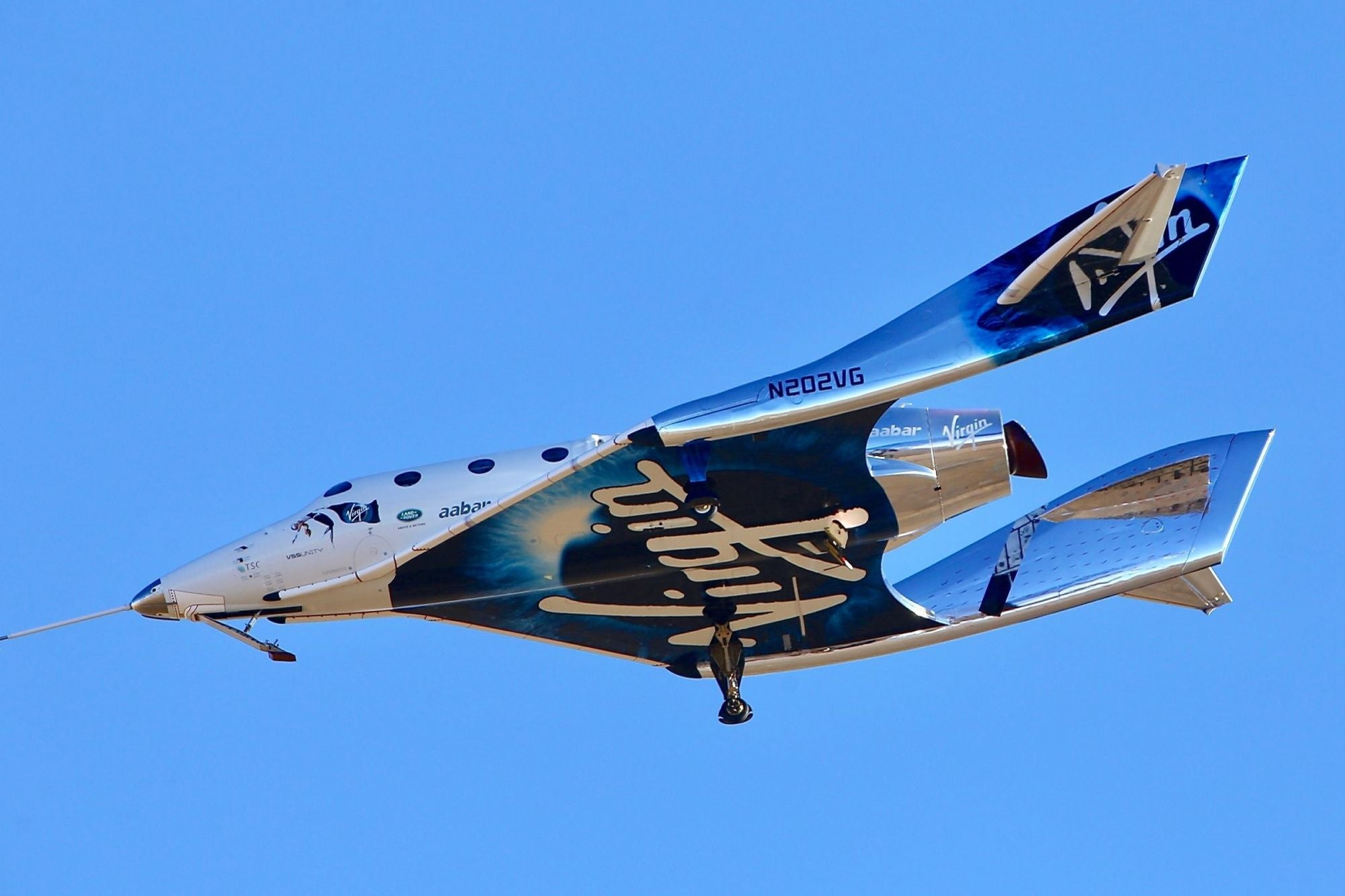 NASA partnership for supersonic tech after Virgin Galactic lost $60 million in first quarter